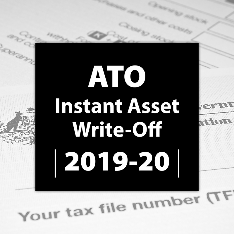 ATO Instant Asset Write-Off-2019 and 2020-West Coast Poly-Tax Time