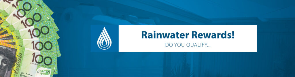 Rainwater Rewards - Water Corporation - Do you qualify - West Australian - Ends 1 May 2021 - Web page header