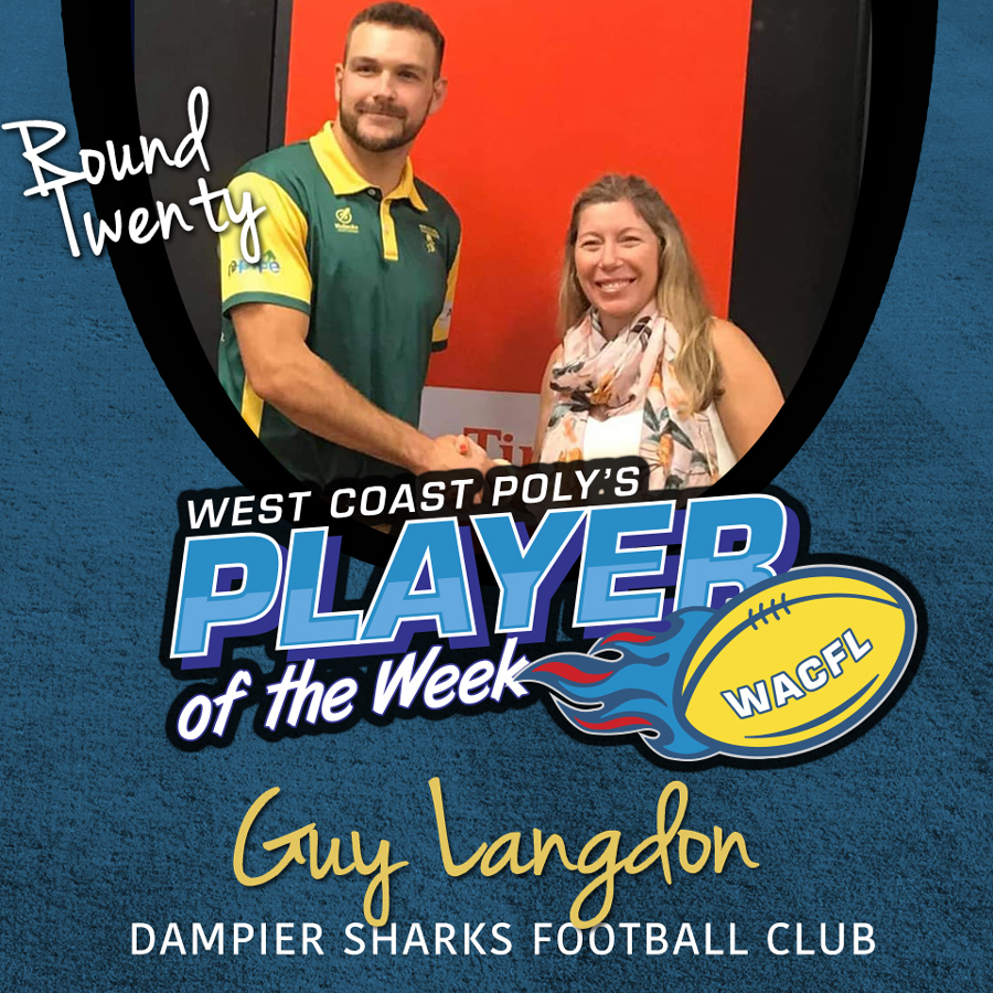 Player of the Week - Round 20